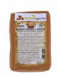 Naturbit Mimen - Világos kenyér és kalács lisztkeverék 500g