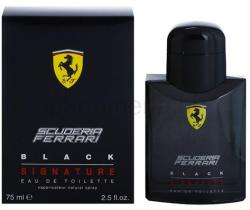 Ferrari Black Signature EDT 75ml
