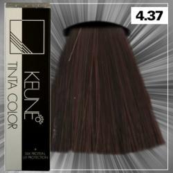 Keune Tinta Color 4.37 Hajfesték 60ml
