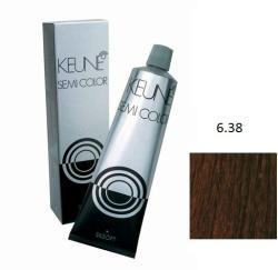 Keune Semi Color 6.38 Hajszínező 60ml