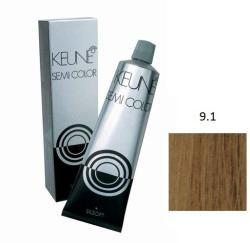 Keune Semi Color 9.1 Hajszínező 60ml