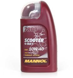 MANNOL 7809 4T Scooter 10W-40 (1L)