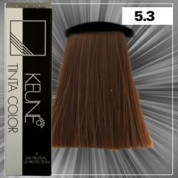 Keune Tinta Color 5.3 Hajfesték 60ml