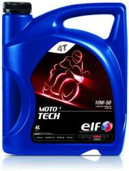 Elf Moto 4 Tech 10W-50 4L