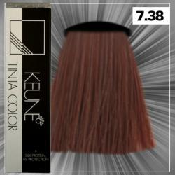 Keune Tinta Color 7.38 Hajfesték 60ml
