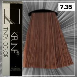 Keune Tinta Color 7.35 Hajfesték 60ml