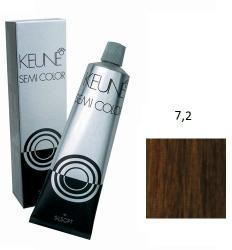 Keune Semi Color 7.2 Hajszínező 60ml