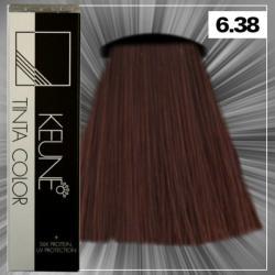 Keune Tinta Color 6.38 Hajfesték 60ml