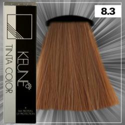 Keune Tinta Color 8.3 Hajfesték 60ml