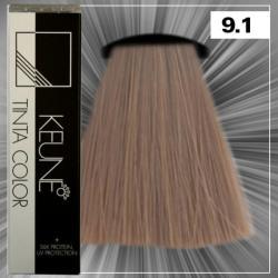 Keune Tinta Color 9.1 Hajfesték 60ml