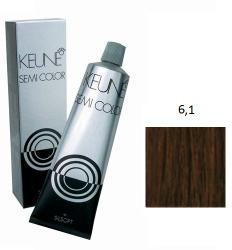 Keune Semi Color 6.1 Hajszínező 60ml