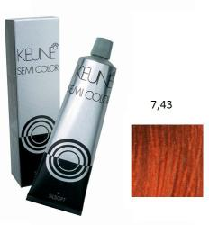 Keune Semi Color 7.43 Hajszínező 60ml