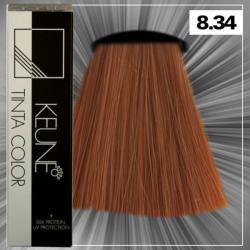 Keune Tinta Color 8.34 Hajfesték 60ml