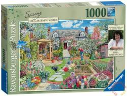 Ravensburger A kertészkedés világa: Tavasz 1000 db-os (19108)