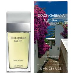 Dolce&Gabbana Light Blue Escape to Panarea EDT 25ml