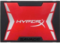 Kingston HyperX Savage 120GB SATA3 Bundle Kit SHSS3B7A/120G