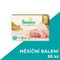 Pampers Premium Care 5 Junior (11-25kg) 88db