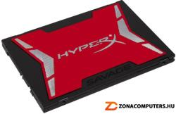 "Kingston HyperX Savage 2.5"" 480GB SATA3 SHSS37A/480G"