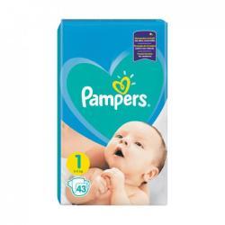 Pampers New Baby 1 Newborn (2-5kg) 43db