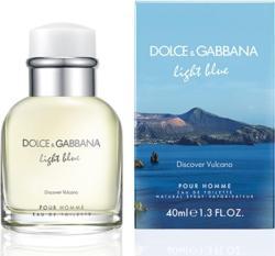 Dolce&Gabbana Light Blue Discover Vulcano pour Homme EDT 125ml Tester