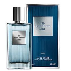 Tom Tailor Established 1962 for Men EDT 50ml