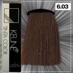 Keune Tinta Color 6.03 Hajfesték 60ml