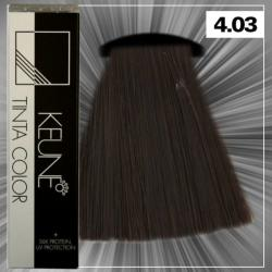 Keune Tinta Color 4.03 Hajfesték 60ml
