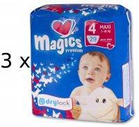 Magics Premium 4 Maxi (7-18kg) 87db