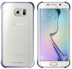 Samsung Clear Cover G925F Galaxy S6 Edge EF-QG925B