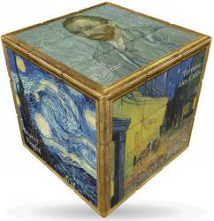 Verdes Innovation S. A. V-Cube Van Gogh 3x3 versenykocka