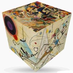 Verdes Innovation S. A. V-Cube Kandinsky 3x3 versenykocka