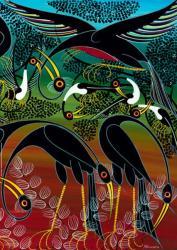 Heye Cranes (Tinga Tinga) 1000 db-os