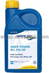 North Sea Lubricants Wave Power BLL 5W-30 1L