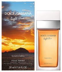 Dolce&Gabbana Light Blue Sunset in Salina EDT 25ml