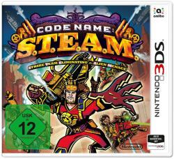 Nintendo Code Name: S.T.E.A.M. (3DS)