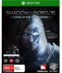 Warner Bros. Interactive Middle-Earth Shadow of Mordor [Game of the Year Edition] (Xbox One)