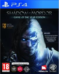 Warner Bros. Interactive Middle-Earth Shadow of Mordor [Game of the Year Edition] (PS4)
