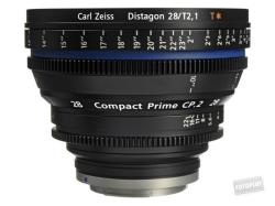 ZEISS Compact Prime CP. 2 28mm T2.1