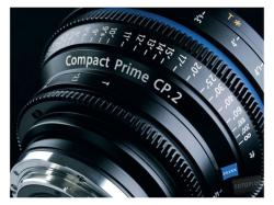 ZEISS Compact Prime CP. 2 100mm T2.1 CF