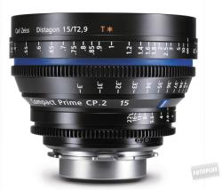 ZEISS Compact Prime CP. 2 15mm T2.9