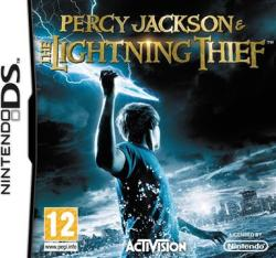 Activision Percy Jackson & the Olympians The Lightning Thief (Nintendo DS)