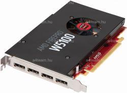 SAPPHIRE FirePro W5100 4GB GDDR5 128bit PCIe (31004-52-40A)