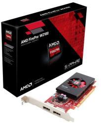SAPPHIRE FirePro W2100 2GB GDDR3 128bit PCIe (31004-50-40A)