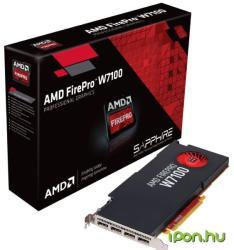 SAPPHIRE FirePro W7100 8GB GDDR5 256bit PCIe (31004-54-40A)