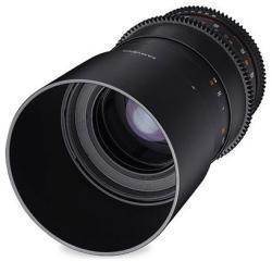 Samyang 100mm T3.1 VDSLR ED UMC Macro (Nikon)