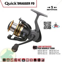 D.A.M. Quick Dragger FD 560 (1111 560)