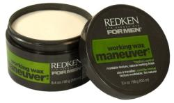 Redken For Men Working Wax Maneuver Hajzselé 98g