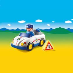 Playmobil Maşină de poliţie (6797)