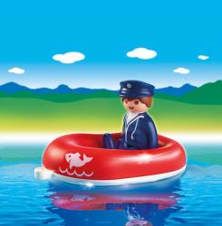 Playmobil Marinar cu barcă (6795)
