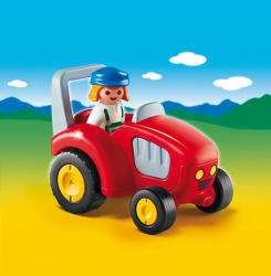 Playmobil Tractor Micuţ (6794)